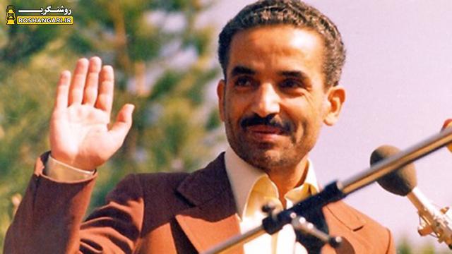شعارهای جالب انتخاباتی شهید رجایی در تلویزیون سال ۶۰