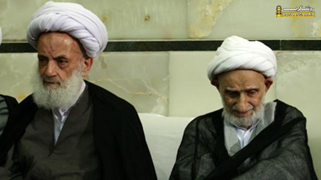 سخنان بسیار زیبای آیت الله مجتهدی تهرانی