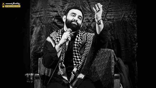 کربلایی جواد مقدم | دلدارم حسینیه دار و ندارم حسینیه