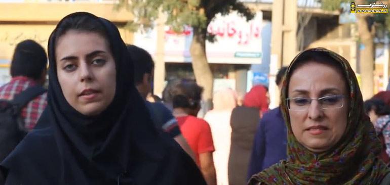 امر به معروف یعنی گیرایی که تو خیابون به حجاب میدن !!