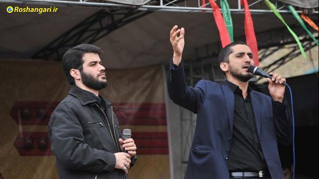 روز جهان لکنت زبان رو به مداح اهلبیت امیر عباسی تبریک میگم