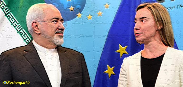 فیلم افشاگری موگرینی علیه دولت حسن روحانی