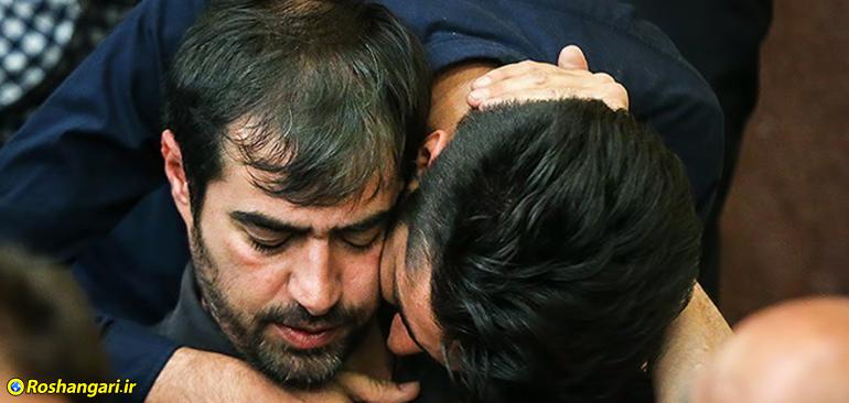 واکنش شدید شهاب حسینی به اختلاس گران !!