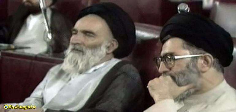 فیلم کامل انتخاب رهبرانقلاب به رهبری در خرداد 68