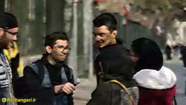 گزارش خبرنگار خارجی از نفرت مردم نسبت به جمهوری اسلامی!!