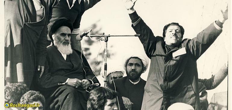 امام در ماه راهی برای فریب مردم جهت انقلاب کردن؟!!!!!