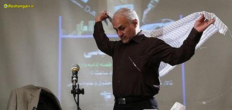 حسن عباسی: اثبات میکنم که روحانی خلاف توحید حرف میزند