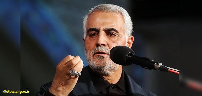 پاسخ کوبنده سردارسلیمانی به احمدی نژاد!!!