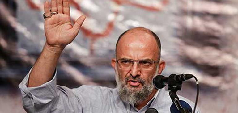سخنان حاج سعید قاسمی در مورد دستگیری سربازان بیگانه