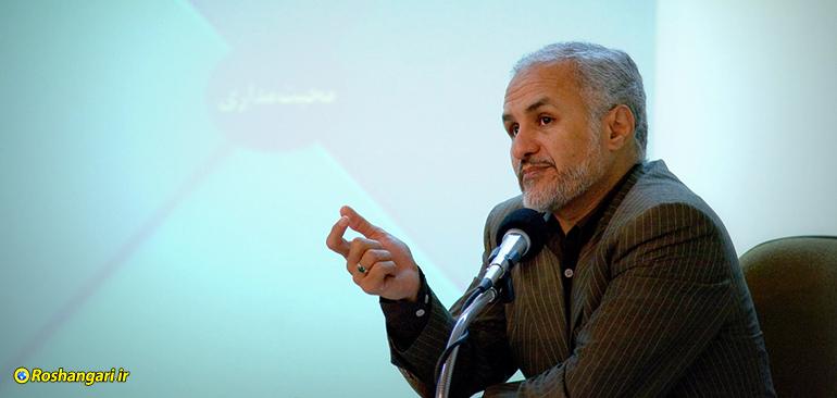 حسن عباسی  ریشه انحرافات احمدی نژاد