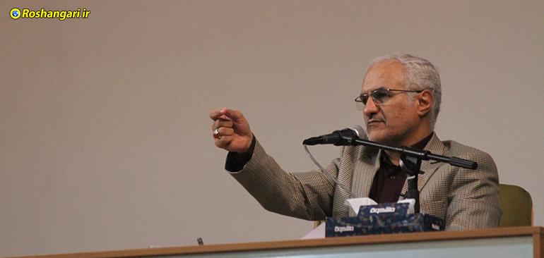 حسن عباسی: قسم به قرآن!مطلق این ۱۳۰بازرس هسته ای، همه جاسوسند.