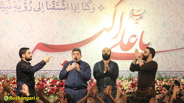 سید مجید بنی فاطمه | علی اکبر لیلا