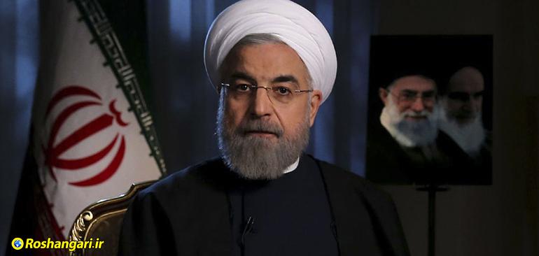 طعنه و توهین جدید روحانی به رهبری!!!