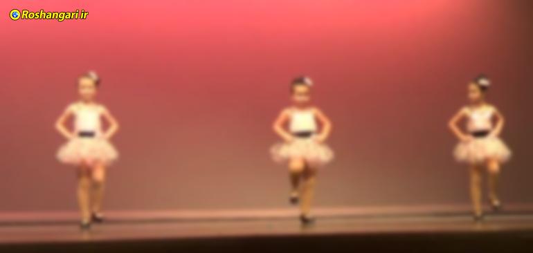 رقص دختربچه ها در مدرسه با حضور دی جی...!!