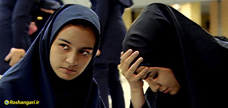مزاحمت و اخاذی از دختران دبیرستانی