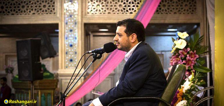آقای رائفی پور چرا در مورد مدرک آقای روحانی حرف نمیزنی؟!!!!!