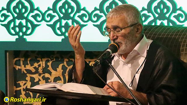 صوت | مراسم شب بیست و ششم ماه مبارک رمضان با نوای حاج منصور ارضی