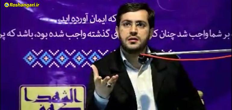 ملت ایران بخاطر این حرف روحانی باید پیراهن عزا بپوشند!