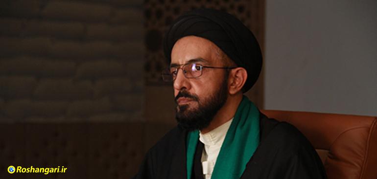 حجت الاسلام انجوی نژاد: خدا شمر رو ببخشه مسئولین جمهوری اسلامی رو نبخشه!