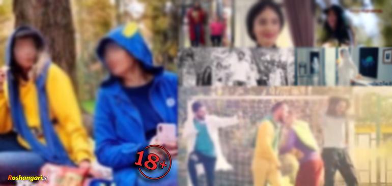 از درخواست همخانه ی خانم مجرد در سایت دیوار تا اکستنش تهرانی و رقص در اینستاگرام +18