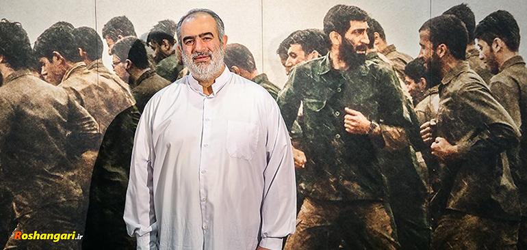 حمله حسام الدین آشنا به صدا و سیما با سنگ!