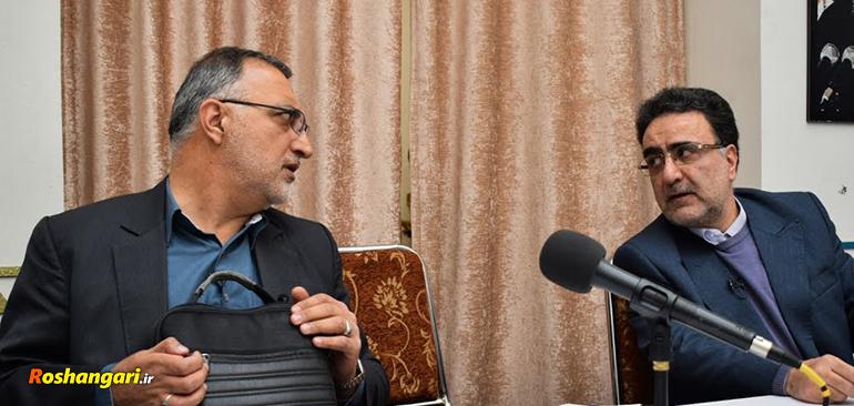 علیرضا زاکانی: اجازه نمیدن قانون اساسی اجرا بشه