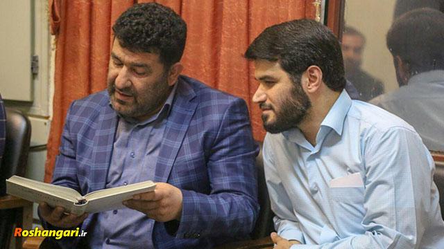 حاج میثم مطیعی   دعای شب عرفه