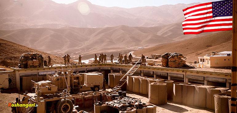 تبدیل ساختمان های عین الاسد به تپه های خاک، به روایت خبرنگار CNN