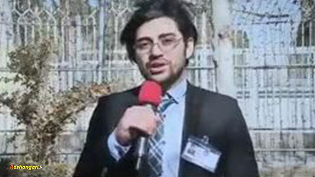 دوربین مخفی | خبرنگار مثلا خارجی میان مردم در ۲۲ بهمن
