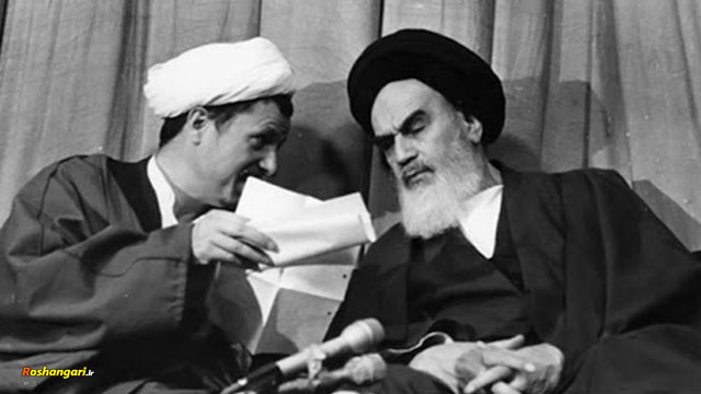 برخورد امام با هاشمی رفسنجانی، وقتی از امام خواسته بود تا علیه بنی صدر صحبت کند!!