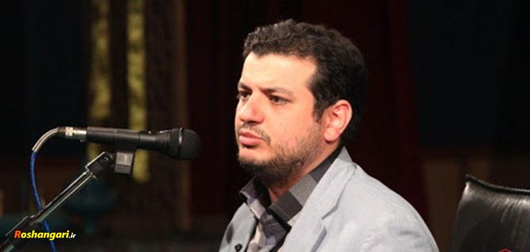 رائفی پور: آخوندامون چپیدن تو مسجد