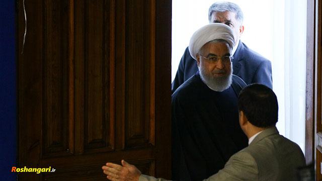 واکنش روحانی نسبت به خبر استعفایش