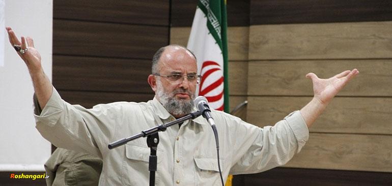 سعید قاسمی: آقای روحانی چرا آمریکا به شما دست نشانده هاش هم وفا نکرد؟!