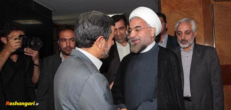 رائفی پور   بزرگترین مبلغ احمدی نژاد حسن روحانی بود!!!