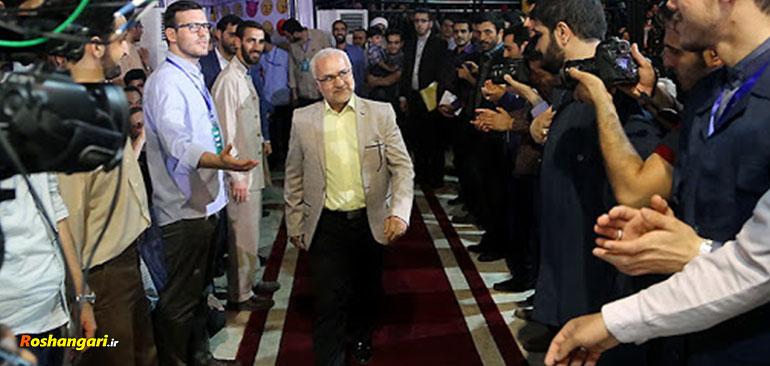 حسن عباسی  به اسم رهبر در چنگ دولت