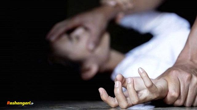 تجاوز سریالی قربانی تکراری