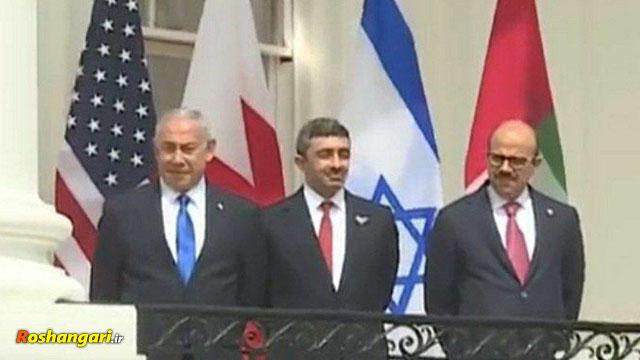 حضور اسرائیل در مرزهای ایران