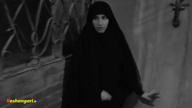 دختری که به جرم حجاب، با چادرش او را خفه کردند!