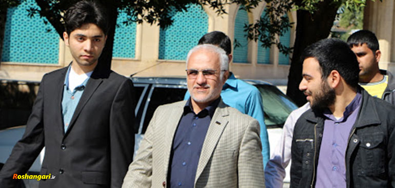 حسن عباسی | روحانی با اسرائیل همکاری میکرده...