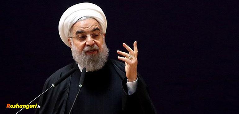 آقای روحانی با وزیراش هم وقت نمیزاره صحبت کنه...
