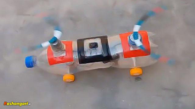 چگونه میتوان با وسایل بدرد نخور هلیکوپتر کُبری ساخت