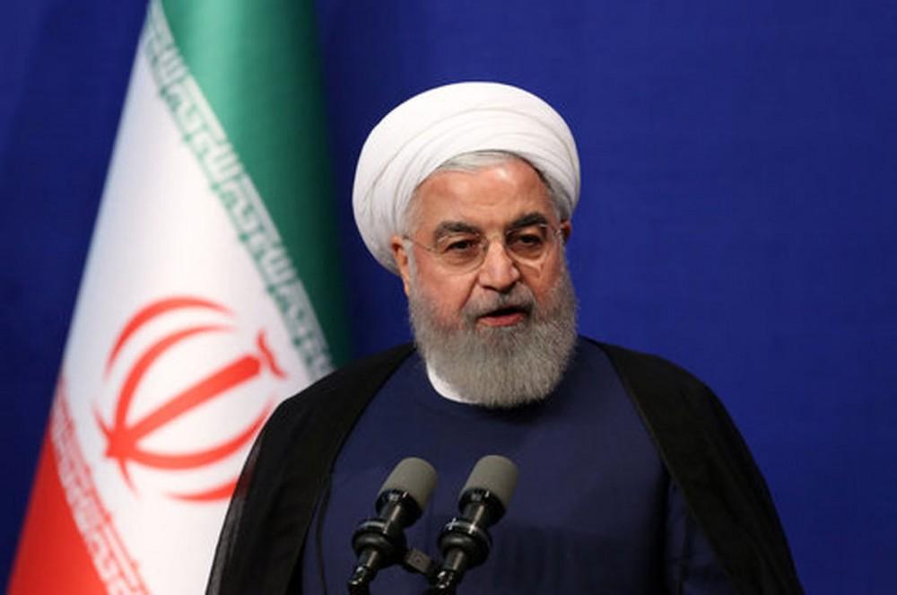 سخنان عجیب روحانی در مورد قانون و شورای نگهبان