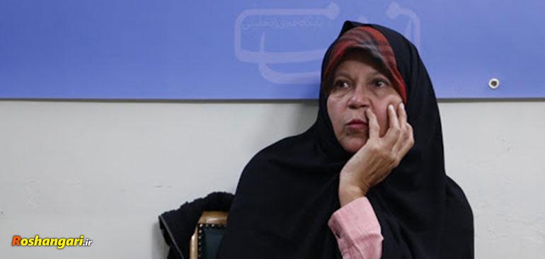 فائزه هاشمی: دوست داشتم ترامپ رای بیاورد چون فشارها میتوانست ایران را مجبور به تغییر سیاست کند