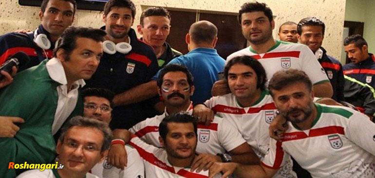 بازیگران ایرانی در خدمت منافع امارات