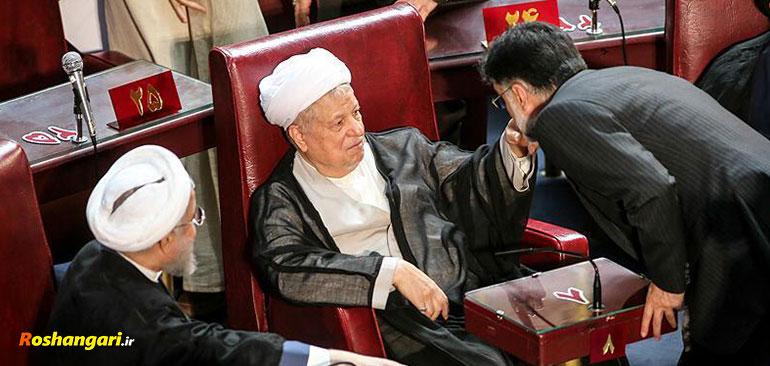 نکات مثبت و منفی دولت آقای هاشمی رفسنجانی