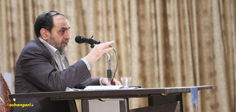 طعنه های رحیم پور ازغدی به احمدی نژاد...
