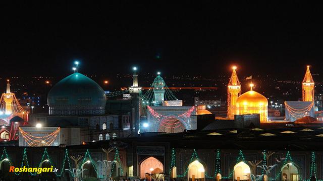 امام رضای ایرانی