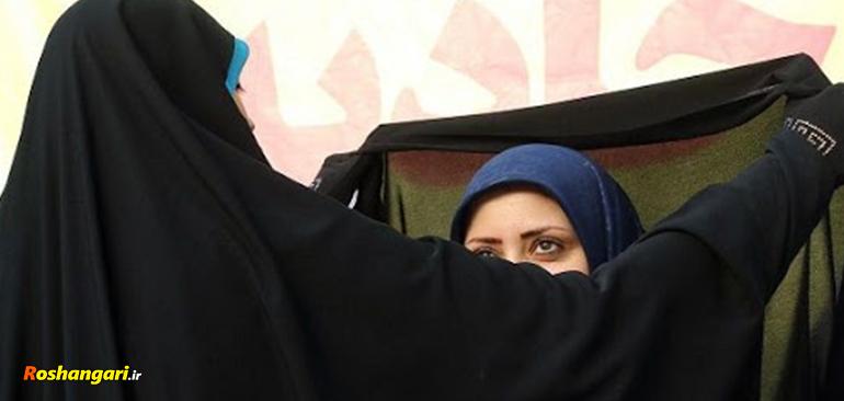 پاسخ زیبای بانوی تازه مسلمان آمریکایی به سوال چرا حجاب ؟