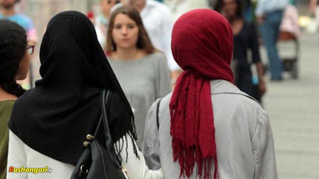 سخنان جالب زن تازه مسلمان آمریکایی درمورد اسلام