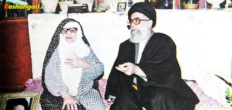 صوت | سخنان والدهی رهبر انقلاب درخصوص روش تربیت فرزندانشان